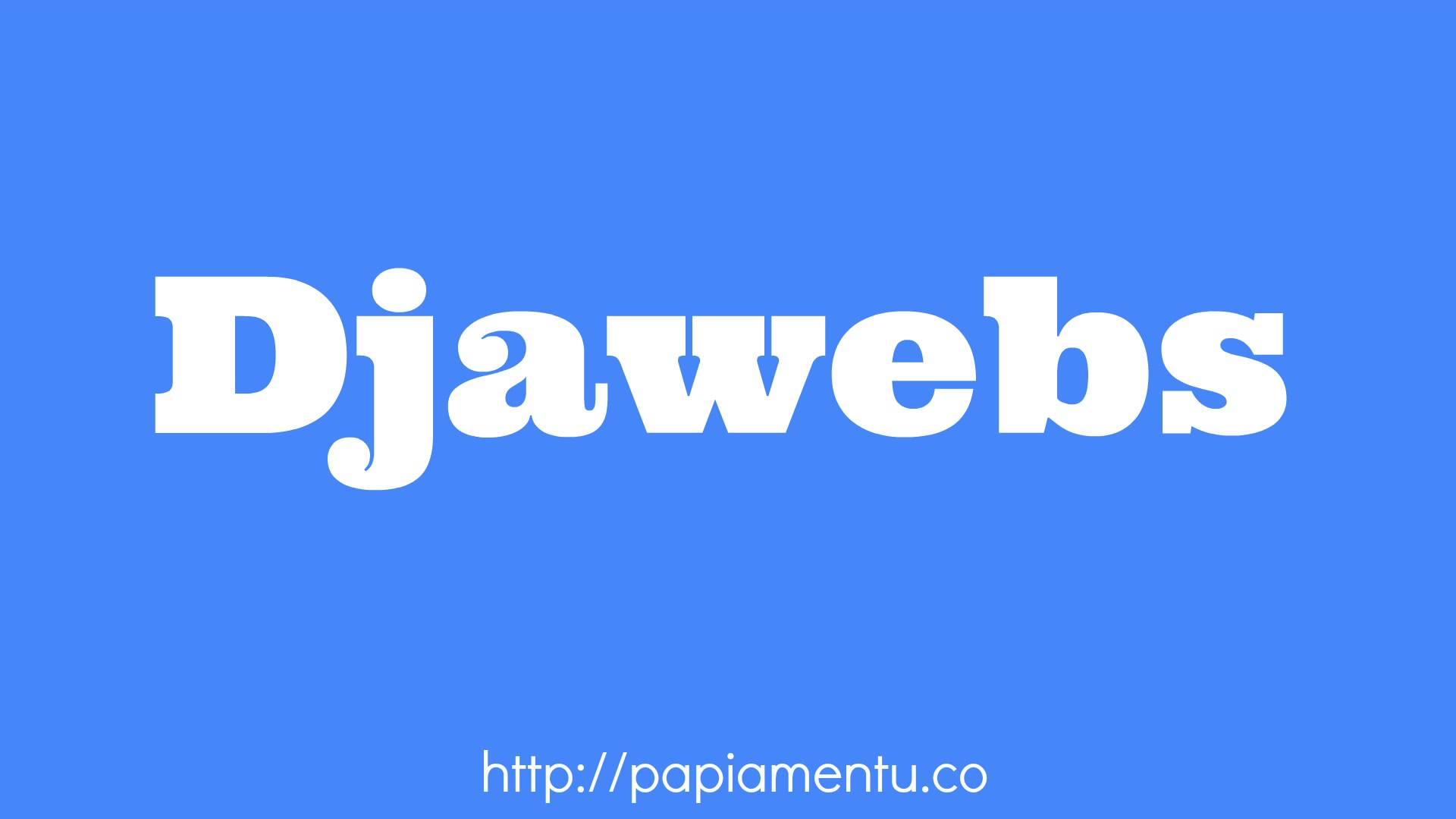 Zo zeg je Djawebs (Donderdag) In Papiamentu